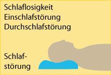 Ursachen für Einschlafstörungen