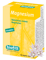 Mehr über biofitt Magnesium