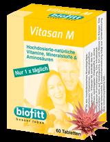 Mehr über biofitt Vitasan M